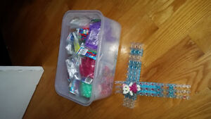 Rainbow Loom and bands