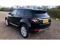 2014 Land Rover Range Rover Evoque 2.2 SD4 Prestige 5dr (Lux Pack Manual Diesel