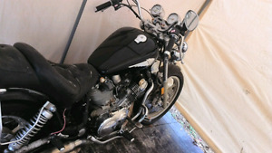 1993 yamaha virago 1100 vtwin one owner bike easy project