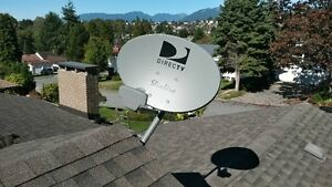 SATELLITE DISH INSTALLATION ~Parts~Sales~Repairs~Moving~Systems