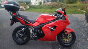 triumph Sprint ST 1050 cc TRY YOUR TRADE??