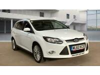 2012 Ford Focus 1.0 SCTi EcoBoost Zetec 5dr Estate Petrol Manual