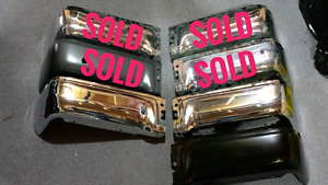 2009-2014 Ford F150 rear bumpers Kitchener / Waterloo Kitchener Area image 1