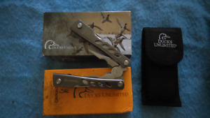 Browning Ducks Unlimited Tool.