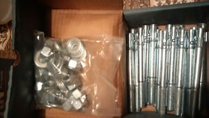 "Wedge Anchor Bolts - 1/2"" & 3/8"" - BOX OF 50 for $50"