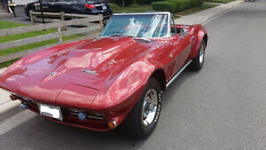 1965 CORVETTE STRINGRAY