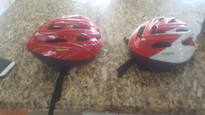 Kid bike helmets