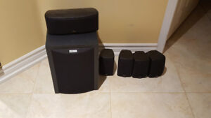 Polk Audio RM6750 5.1 Home Theatre System FIRM $200