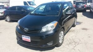 2012 Toyota Yaris LE, AUTOMATIC, ONTARIO CAR