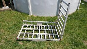Rack aluminium info Marc 514-995-3956