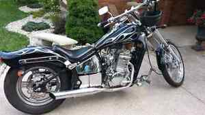 2008 Johnny Pag Spyder Chopper $2500 Firm