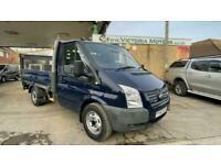 2012 Ford Transit 2.2 300 SRW 99 BHP DROPSIDE DROPSIDE Diesel Manual