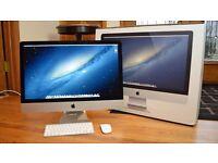 """Apple iMac 27"""" - El Capitan Fast SSD Solid State"""
