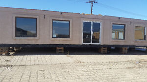 Cabin, Modular Office Home,   Atco Trailers, Camp, Mobile Home