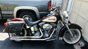Heritage Softail. I WILL NOT ANSWER EMAILS Cambridge Kitchener Area image 2