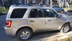 2010 Ford Escape XTL AWD