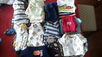 baby boy clothes 0-3months, 3 months (107 pieces)