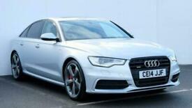 image for 2014 Audi A6 SALOON 3.0 BiTDI Quattro 313 Black Edition 4dr Tip Auto Saloon dies