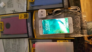 IPhone 6 16gb white complete with otter box Peterborough Peterborough Area image 4