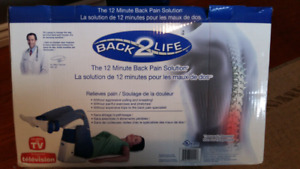 BACK 2 LIFE - Back Pain Solution