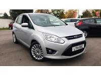 2014 Ford C-MAX 2.0 TDCi Titanium 5dr Powershi Automatic Diesel Estate
