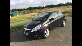 VAUXHALL CORSA•VERY LOW MILES•1 LADY OWNER•MOT 23/9/17(Astra Clio golf polo punto focus ka Yaris)