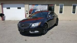 Buick Regal Turbo Sport 1SR 2012