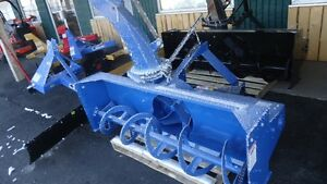 "MK Martin 72"" 3pt Hitch Snowblower"