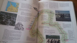 Reader's Digest, Canadian Book of the Road, 1991 Kitchener / Waterloo Kitchener Area image 2