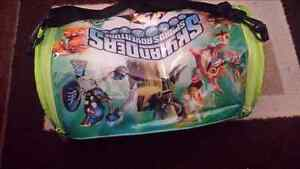 Skylanders Set with Carry Case