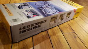 BNIB Bike Carrier for sale Hitch-Mounted