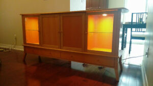 Buffet (Storage and display cabinet)