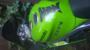 98 Kawasaki ninja zx7r