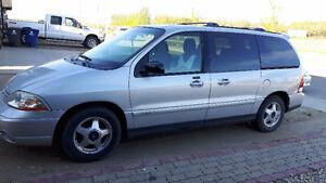 2003 Ford Windstar Sport Minivan, Van
