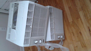 Two air conditioner