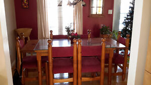 Table &6 chalses