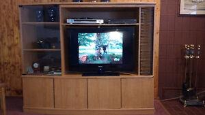 """63x51"""" tv cabinet entertainment unit"""