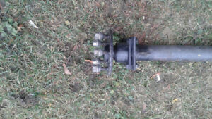 5 bolt trailer axle