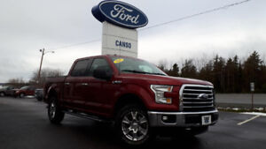 2018 Ford F-150 XLT w/XTR Package-Low KMs