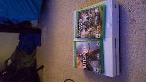 Xbox One 500G 4 Games