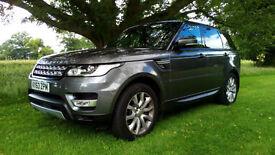 2013 (63) Land Rover Range Rover Sport HSE