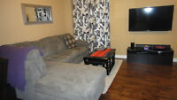 Ashley Sectional - gently used - excellent condition