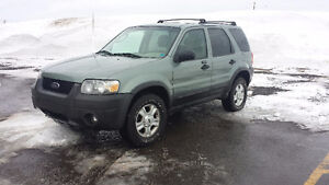 2006 Ford Escape XLT, 4WD