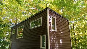 Terrain pour micro maison sur roues Gatineau Ottawa / Gatineau Area image 1