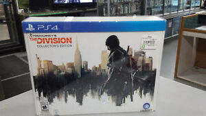 Tom Clancy's The Division Collectors Edition for PS4