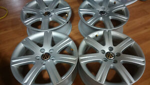 4 mags original BBS VW made in ITALY presque neuf
