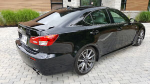 2011 Lexus IS-F, 420hp,5.0l V8, R-A-R-E