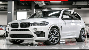 BMW X5M Lease take over $5000 Cash insensitive