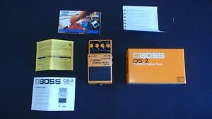 Boss Turbo Distortion DS-2