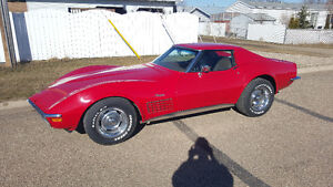 1972 Corvette Stingray 4 spd